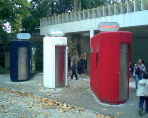 Toilette Biennale di Venezia